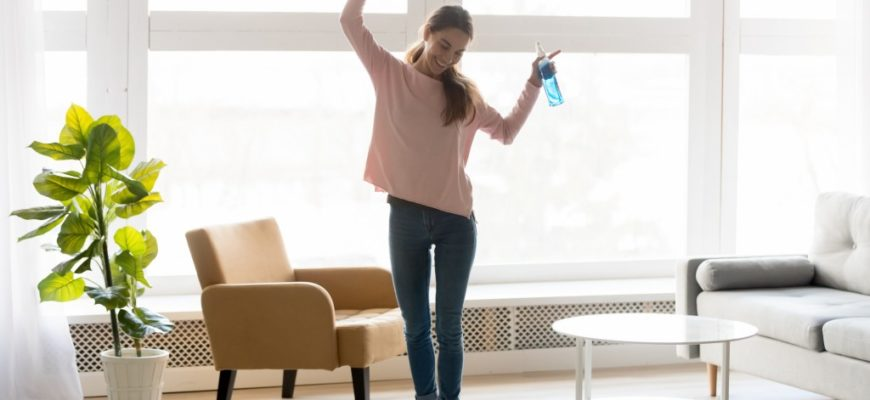 Home Cleaning NYC. Keeping Your Home Clean and Fresh