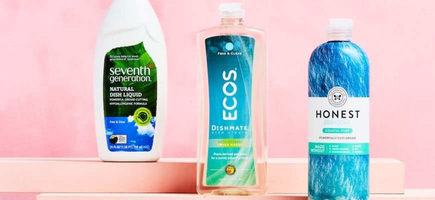 10 Green Home Cleaning Products